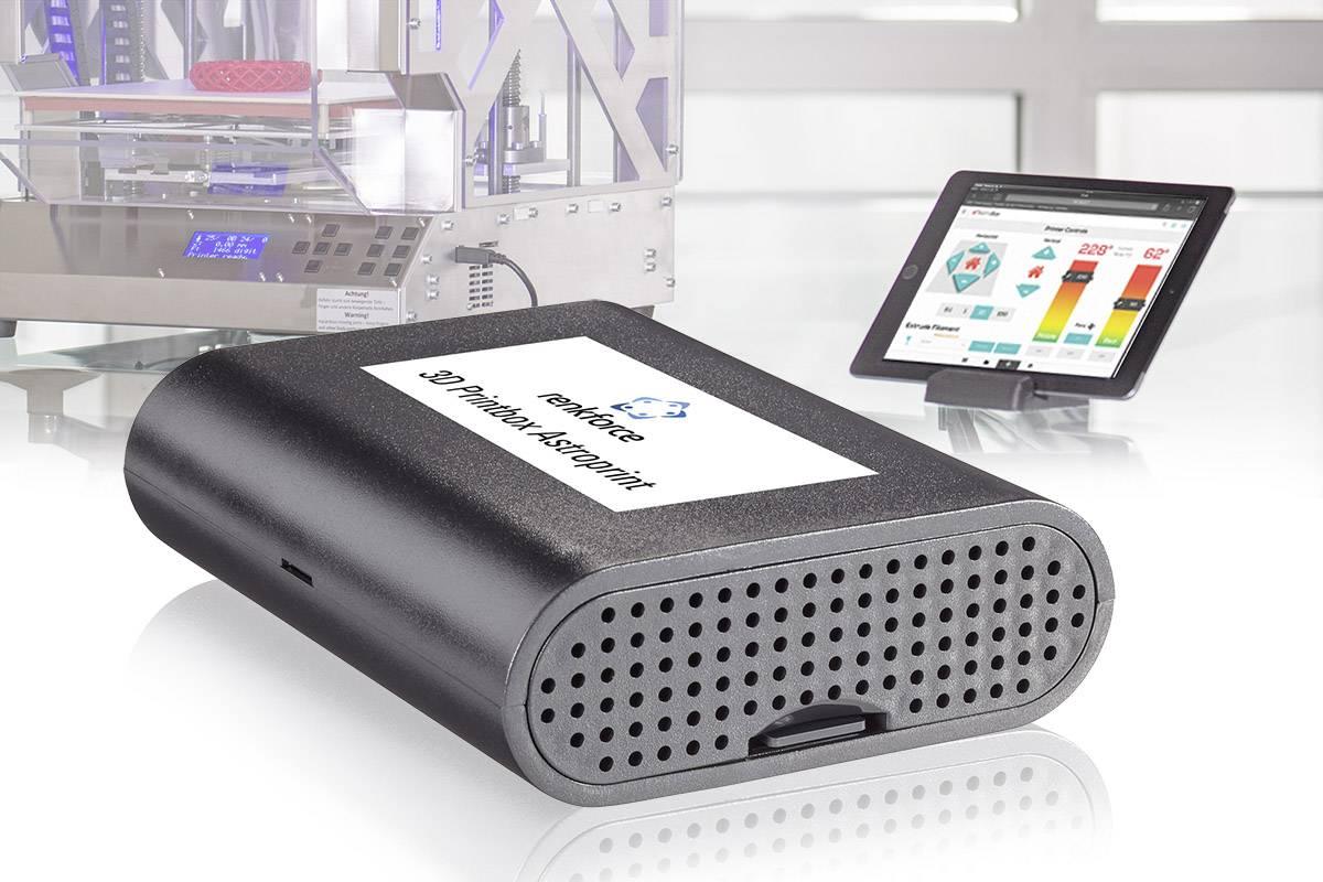 3D Printbox Astroprint pro 3D tiskárnu RENKFORCE RF1000 / RF2000