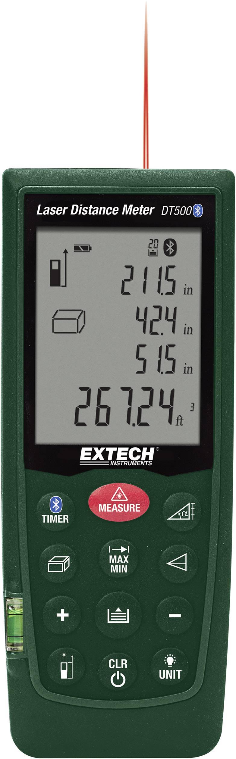 Laserový měřič vzdálenosti Extech DT500 DT500, max. rozsah 70 m
