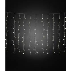 Vonkajšie svetelný záves Konstsmide 3674-103 200 x LED , (d x š x v) 12.47 m x 247 cm x 100 cm, 24 V, teplá biela