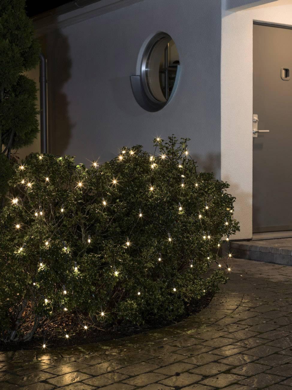 LED rozšíření systému světelné sítě 24 V světelná síť teplá bílá Konstsmide