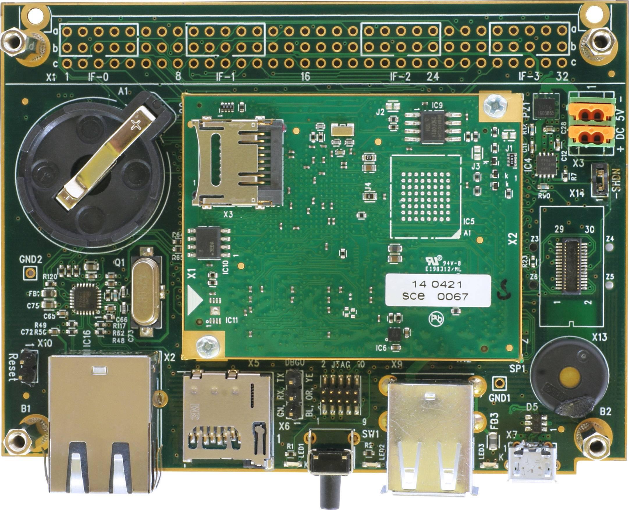 Vývojová deska Taskit PortuxA5D36