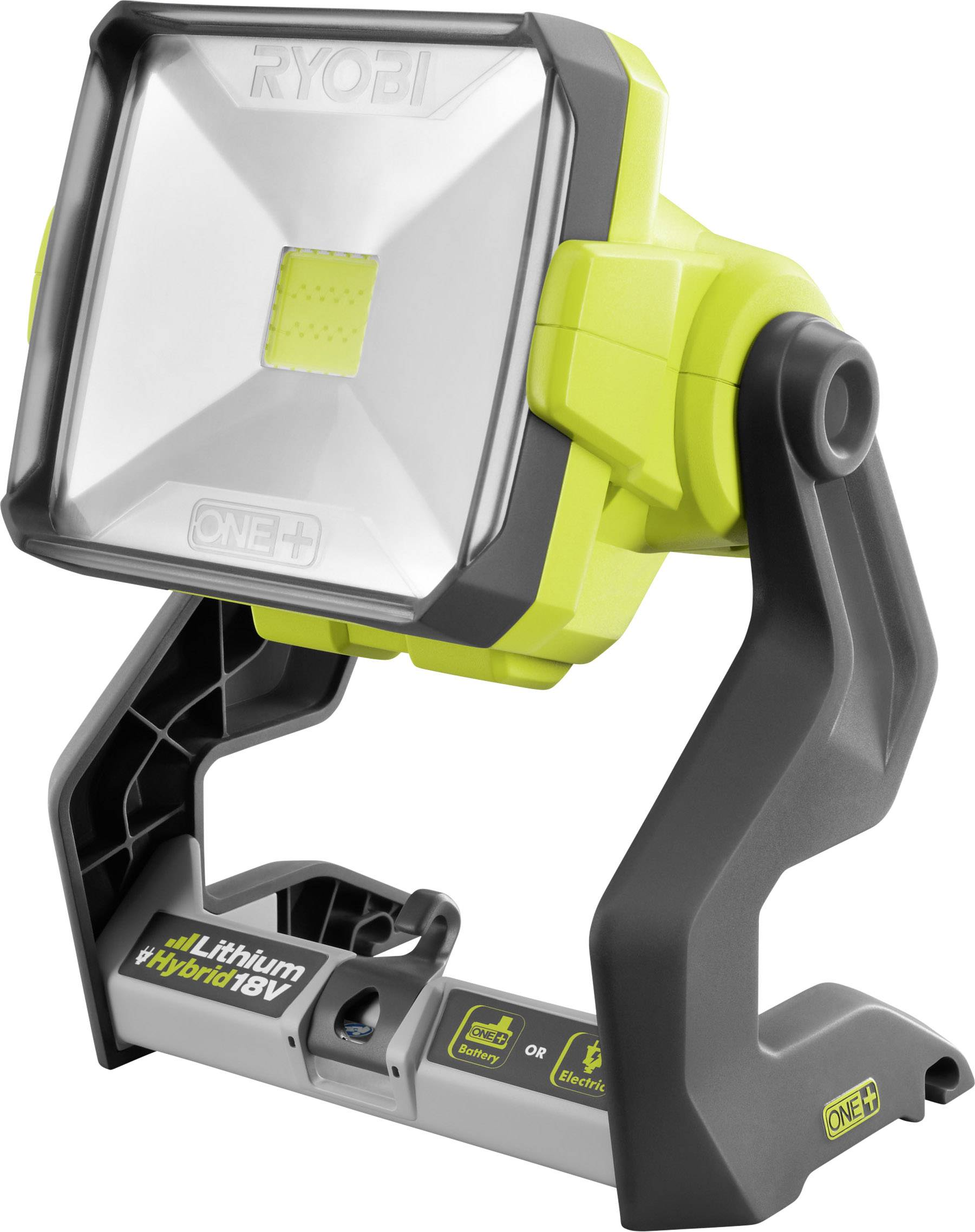 Stavební LED reflektor R18ALH-0 Ryobi 5133002339 LED zelená, černá