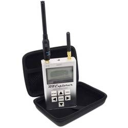 Seeed Studio Spektrum-Analysator, Spectrum-Analyzer, Frequenzbereich 15 - 2700 MHz, Šířky pásma (RBW) 2 - 600 MHz