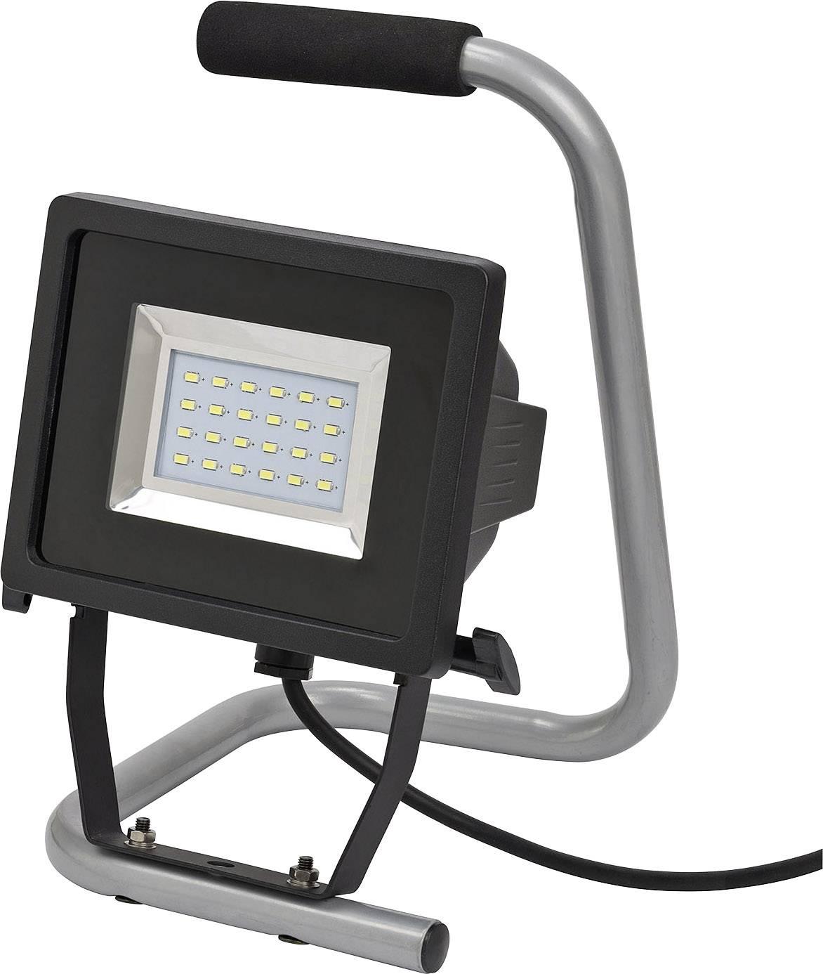 SMD LED stavebný reflektor Brennenstuhl ML DN 2405 1179280300, čierna