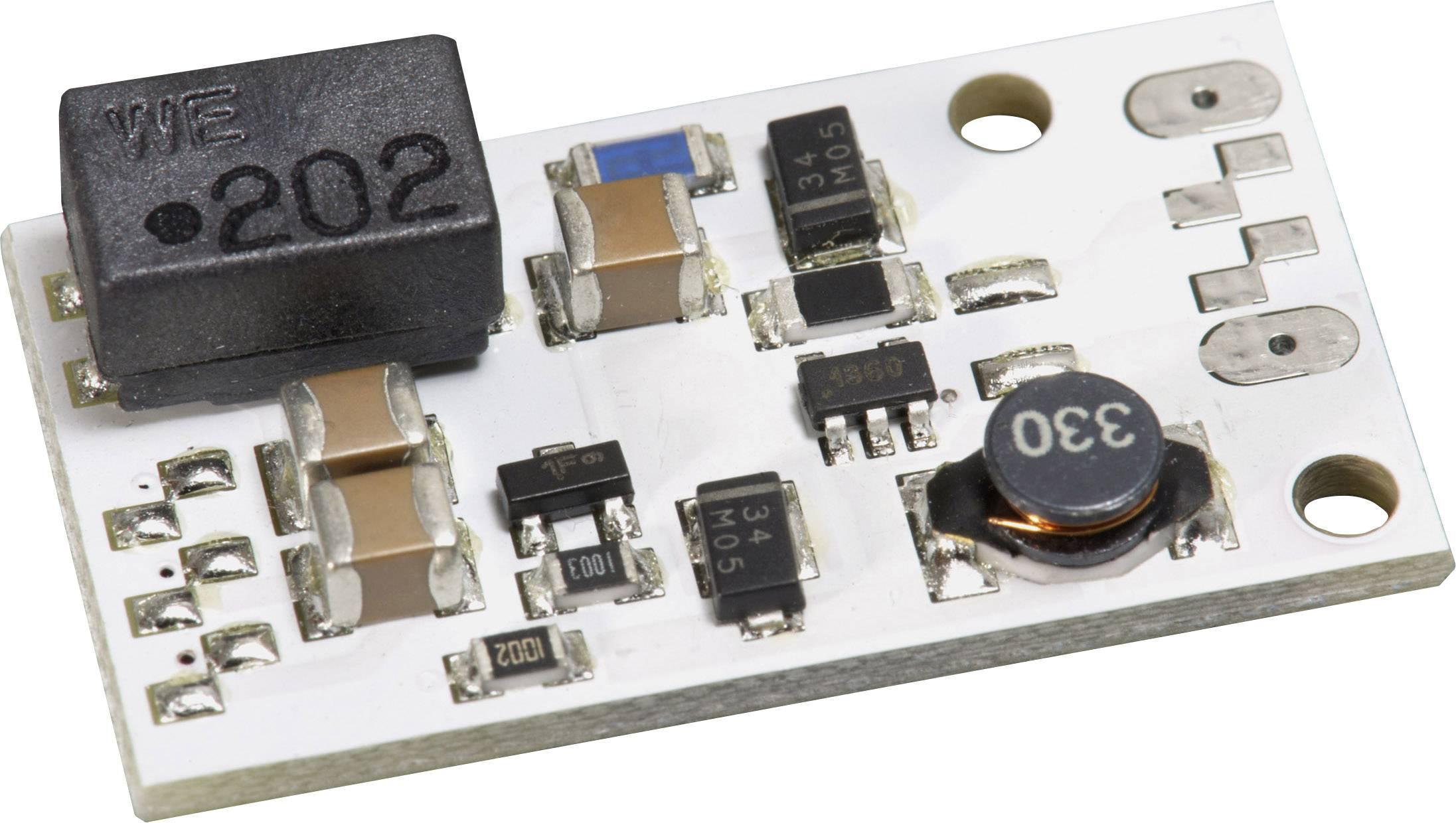 Napájecí modul Code Mercenaries LED-Warrior05-MOD (solder/solder)