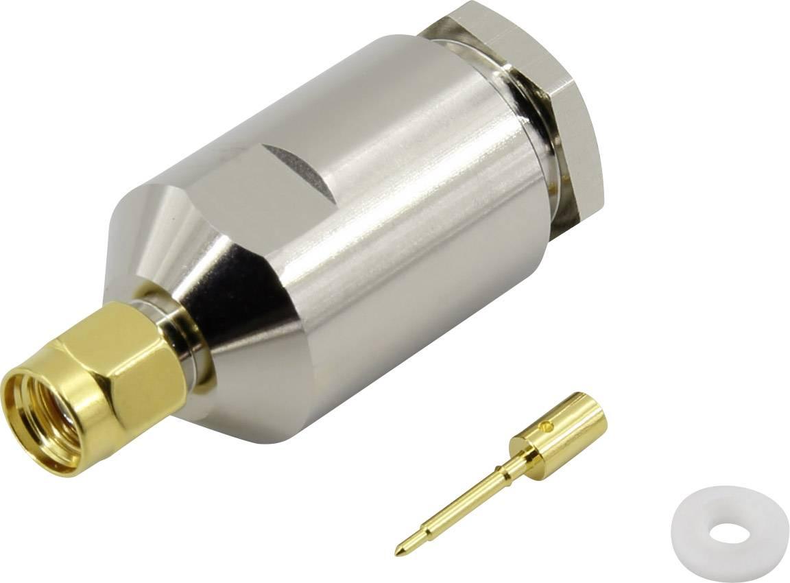 SMA konektor Conrad Components 93038c6 – zástrčka, rovná, 10.5 mm, 50 Ohm, 1 ks