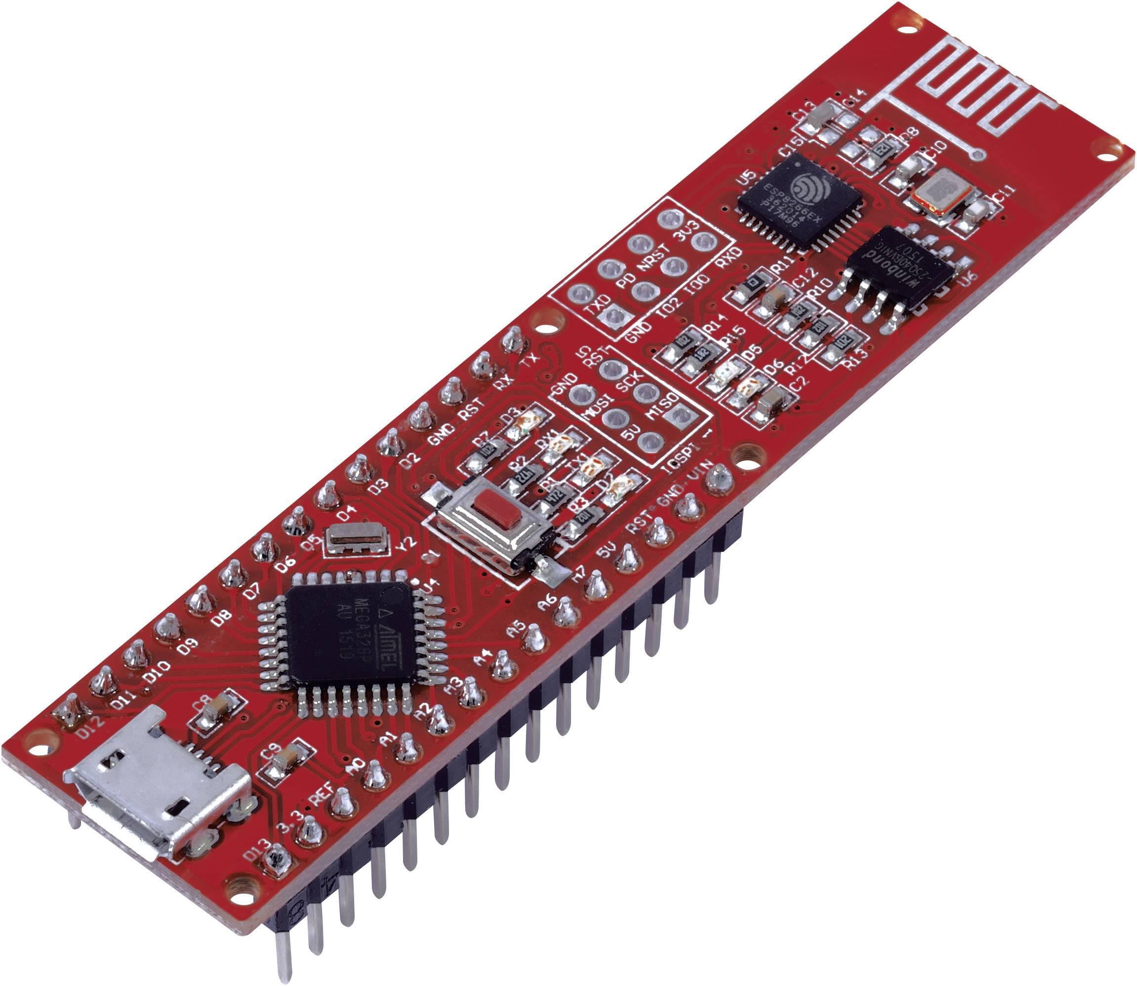 Vývojová doska C-Control IoT WIFI Board Arduino™ Nano compatible 10195