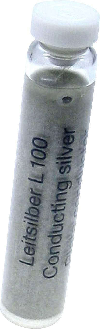 Vodivý stříbrný lak Kemo L100, 2 ml, 1 ks