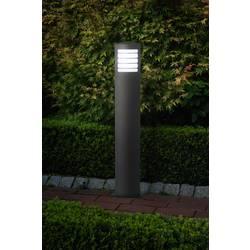 Úsporná žárovka venkovní stojací osvětlení Brilliant Todd 47685/63, E27, 20 W, N/A, antracitová