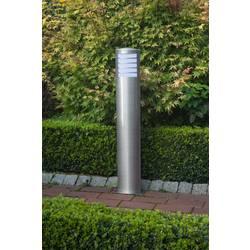 Úsporná žárovka venkovní stojací osvětlení Brilliant Todd 47685/82, E27, 20 W, N/A, nerezová ocel