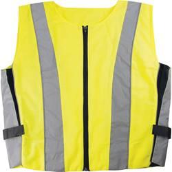 Bezpečnostní vesta EN cartrend jasně žlutá, stříbrná