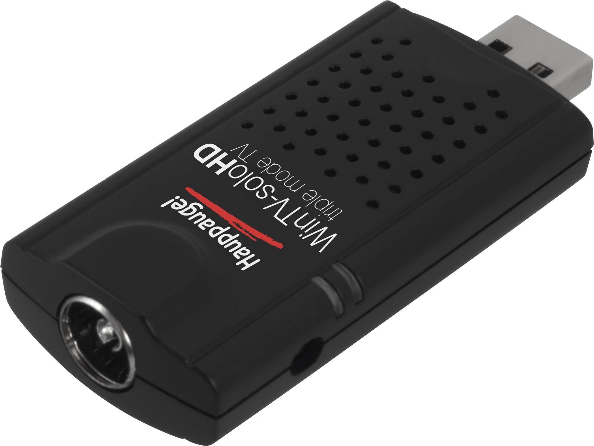 DVB-T USB tuner Hauppauge WinTV-SOLOHD