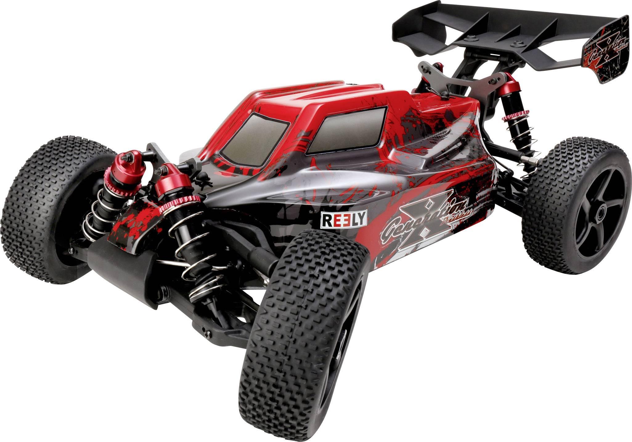 RC model auta buggy Reely Generation X BL, bezkefkový, 1:8, 4WD (4x4), RtR, 60 km/h