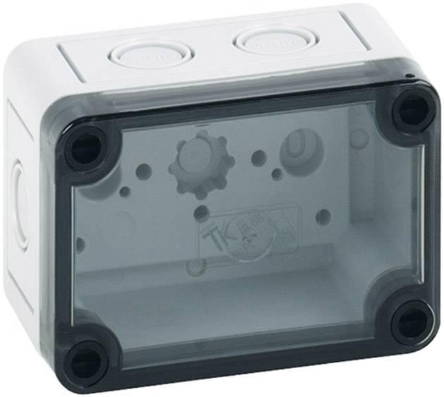 Instalační krabička Spelsberg TK PC 97-6-TM 13700201, (d x š x v) 65 x 94 x 57 mm, polykarbonát, světle šedá, 1 ks