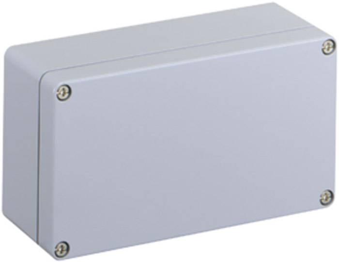 Instalační krabička Spelsberg TK PC 1005-4-O 12048001, (d x š x v) 100 x 52 x 37 mm, polykarbonát, světle šedá, 1 ks