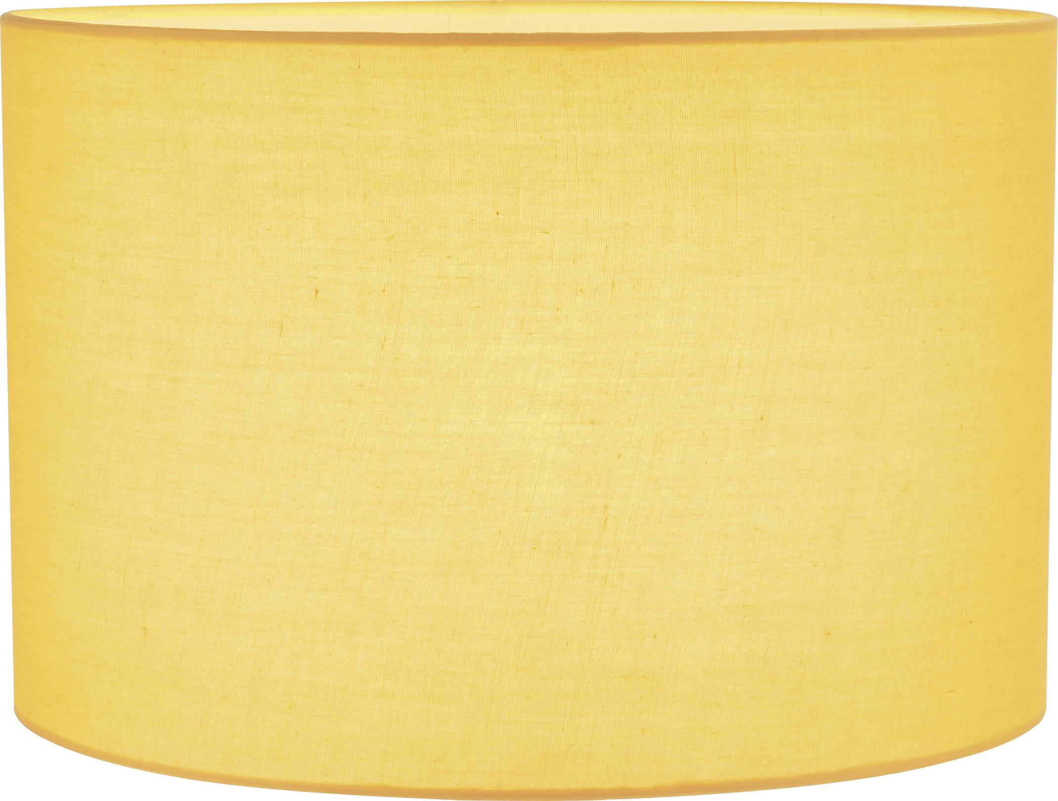 SLV Stínítko pro závěsné osvětlení 155584 žlutá
