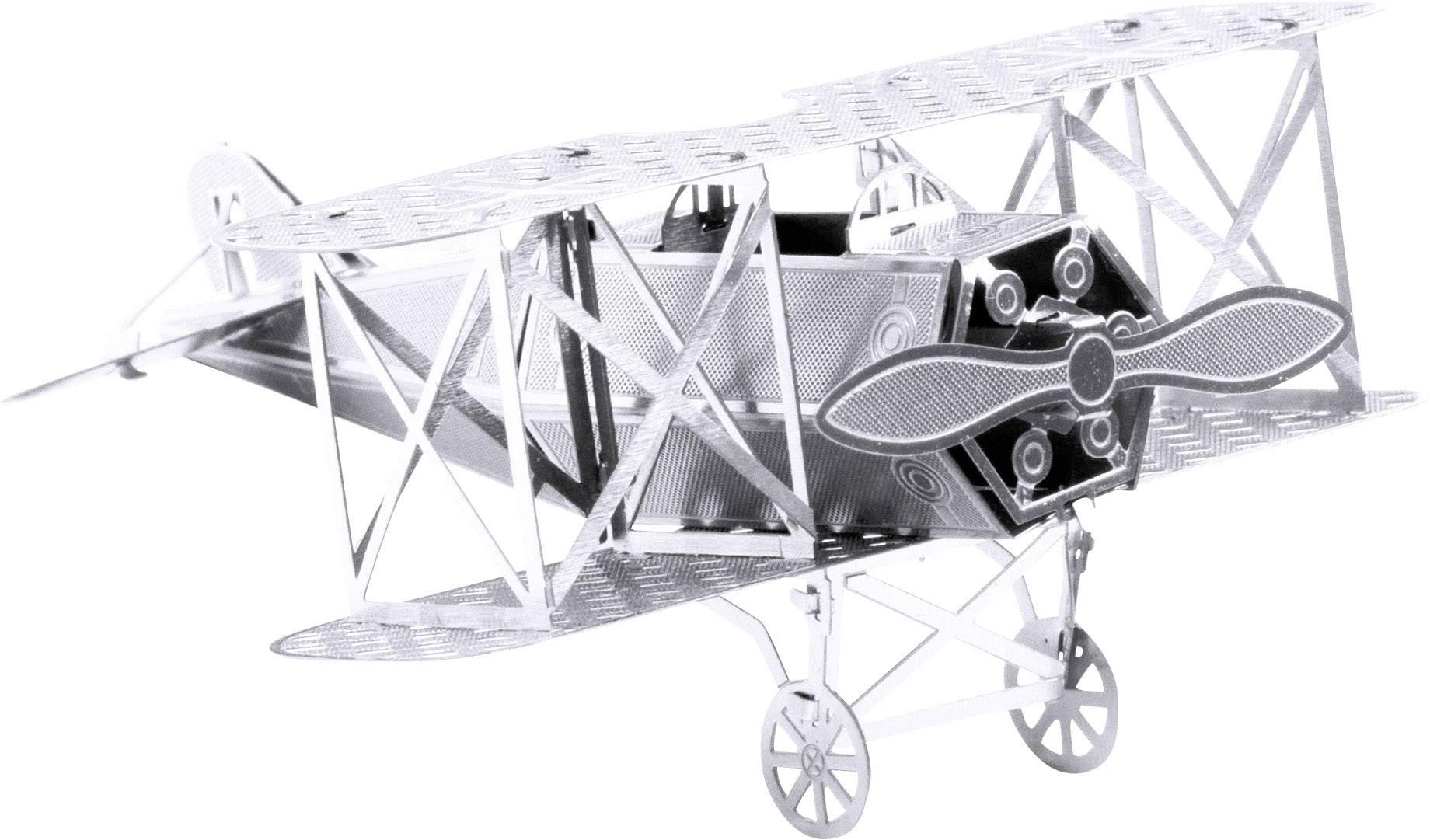Stavebnica Metal Earth lietadlo Fokker D-VII