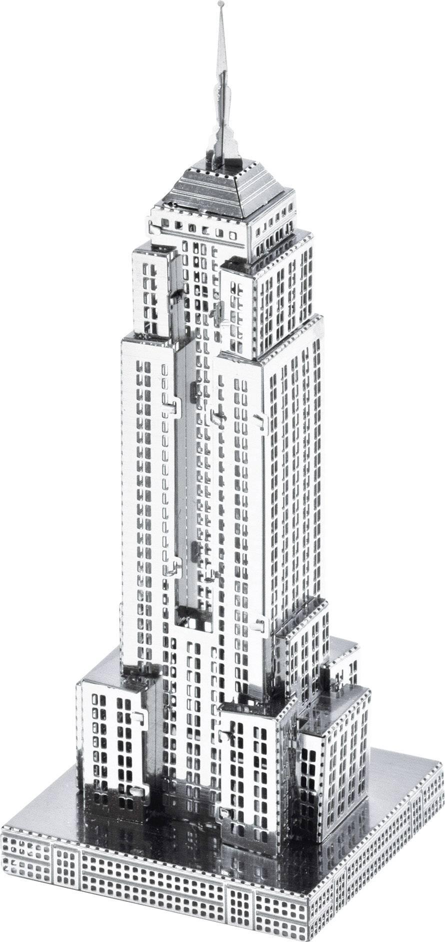Stavebnica Metal Earth Empire State Building