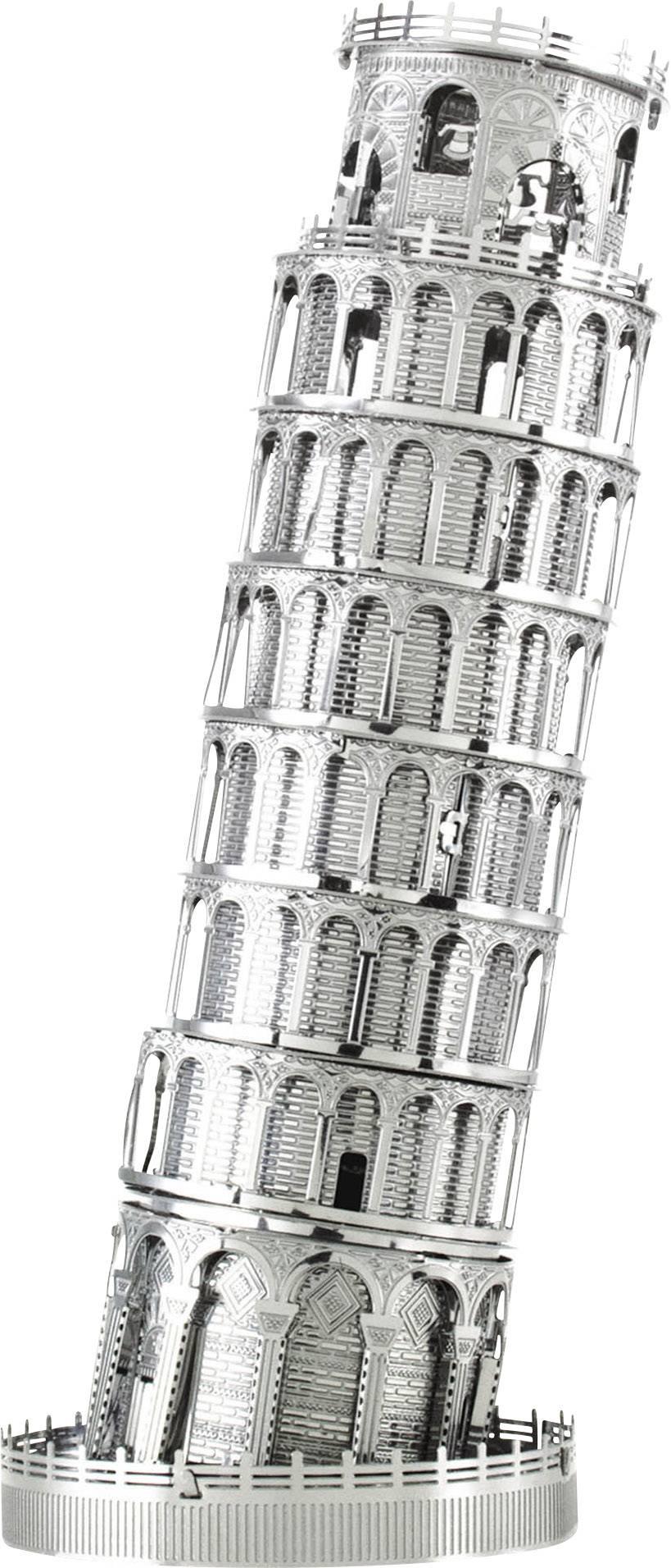 Stavebnica Metal Earth šikmá veža v Pise