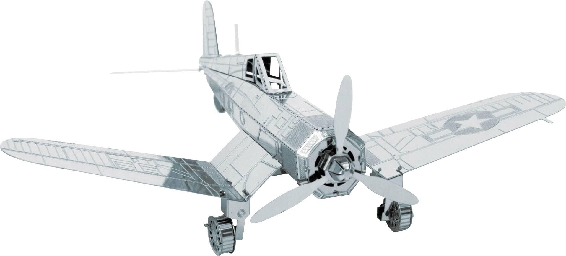 Stavebnice Metal Earth letadlo F4U Corsair