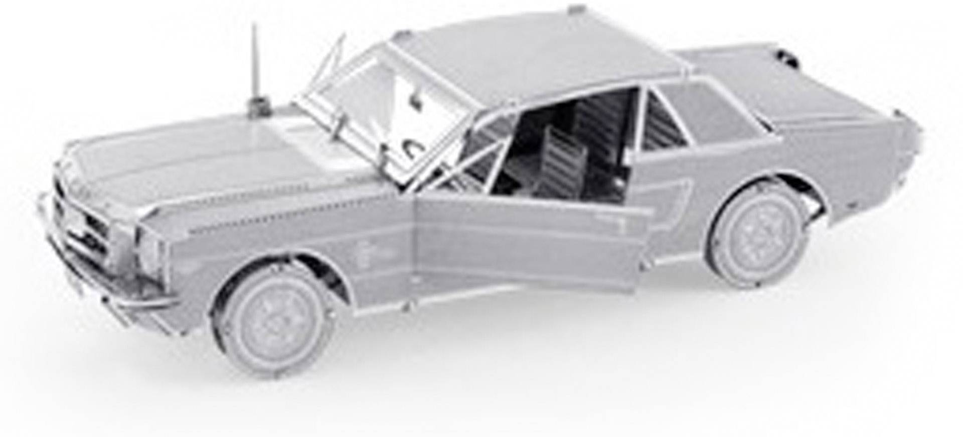 Stavebnica Metal Earth Ford Mustang 1965