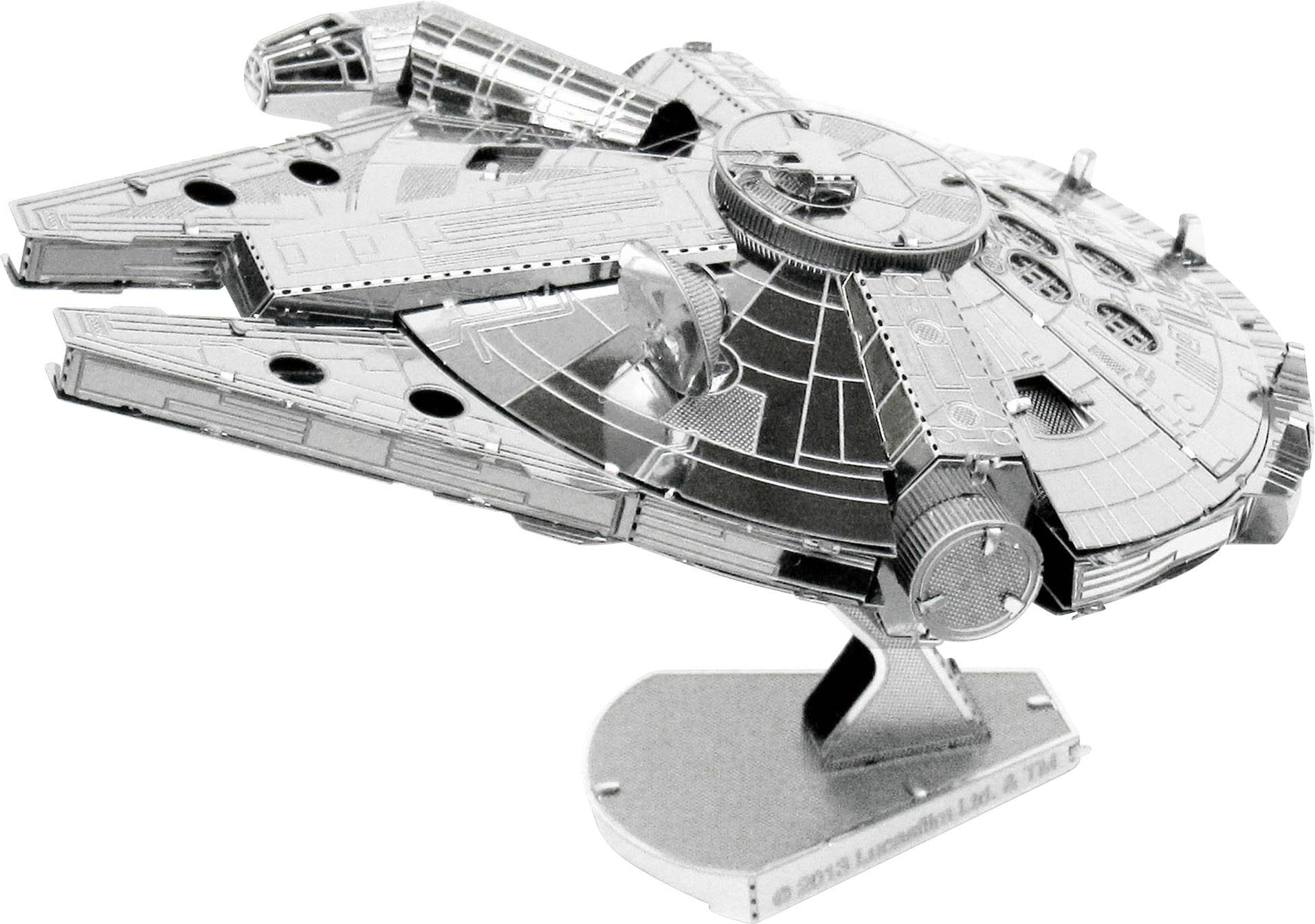 Stavebnica Metal Earth Star Wars Millenium Falcon