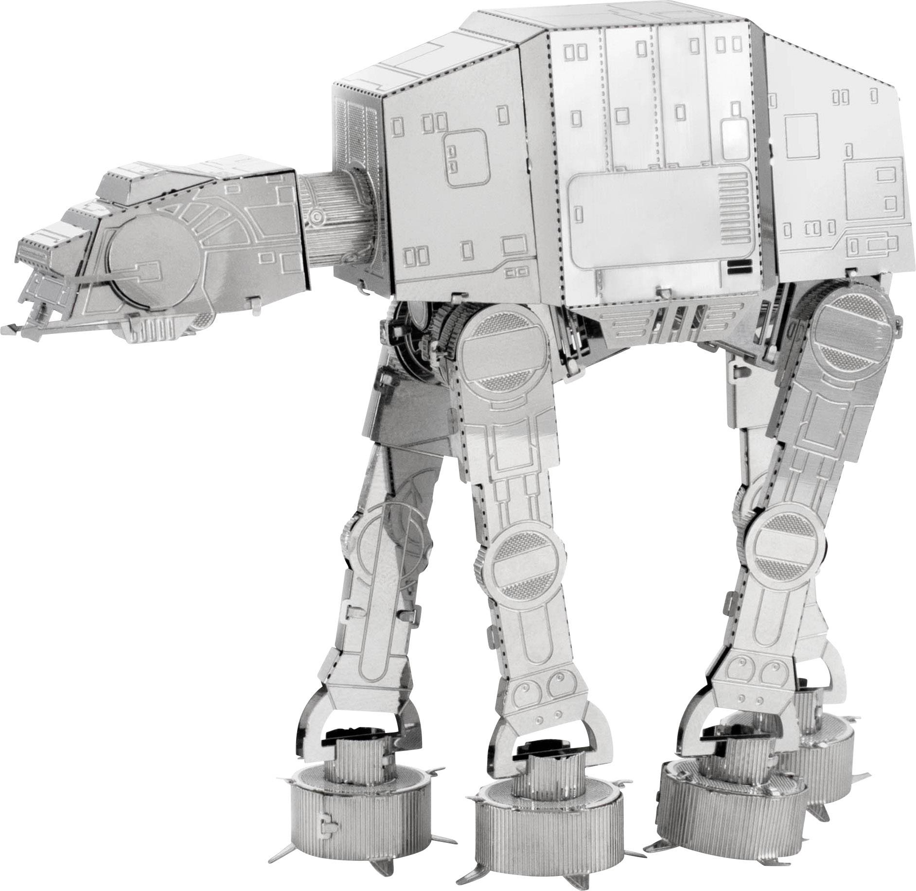 Stavebnica Metal Earth Star Wars AT-AT