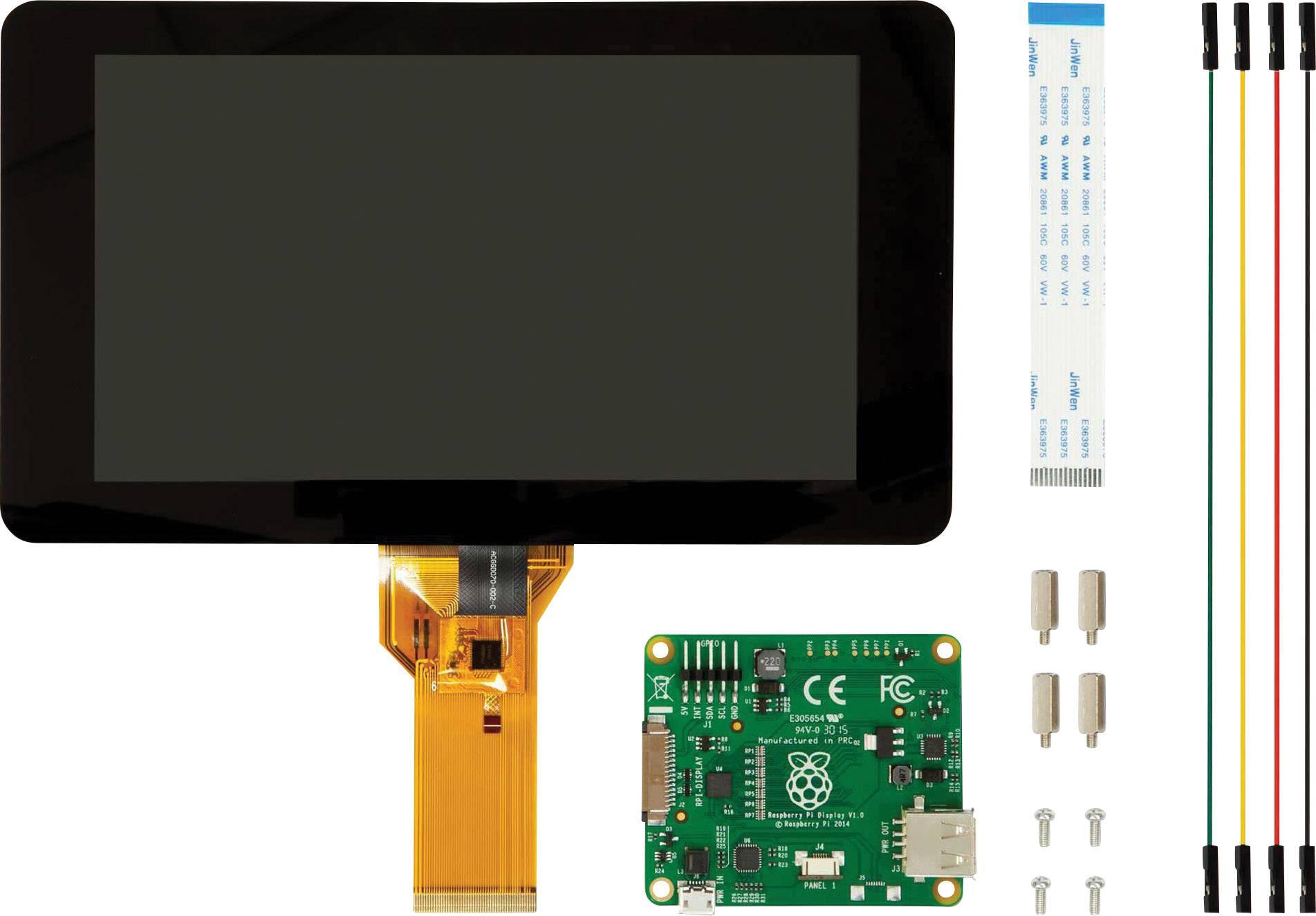 Modul s displejem pro Raspberry Pi® Raspberry Pi RB-LCD-7