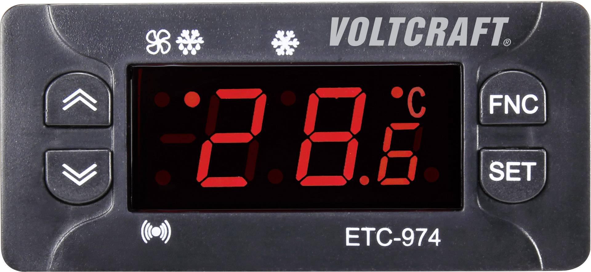 Termostat VOLTCRAFT ETC-974 ETC-974