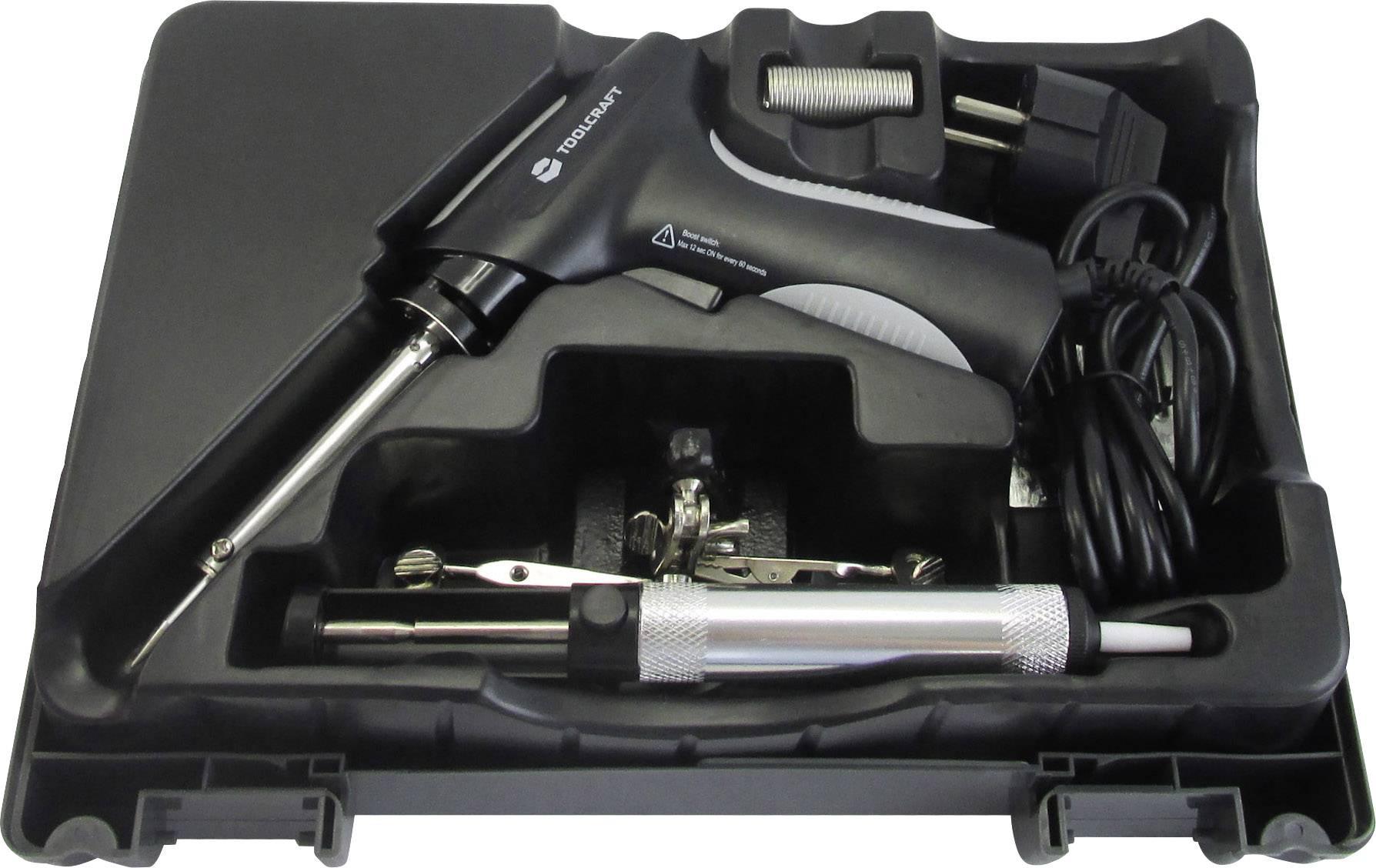 Pistolová páječka TOOLCRAFT KF-30100S-2000 1389204