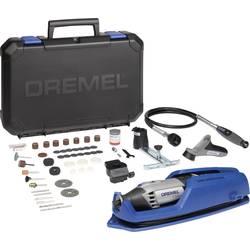 Multifunkční nářadí Dremel 4000-4/65 F0134000JP, 175 W, vč. příslušenství, kufřík, 73dílná