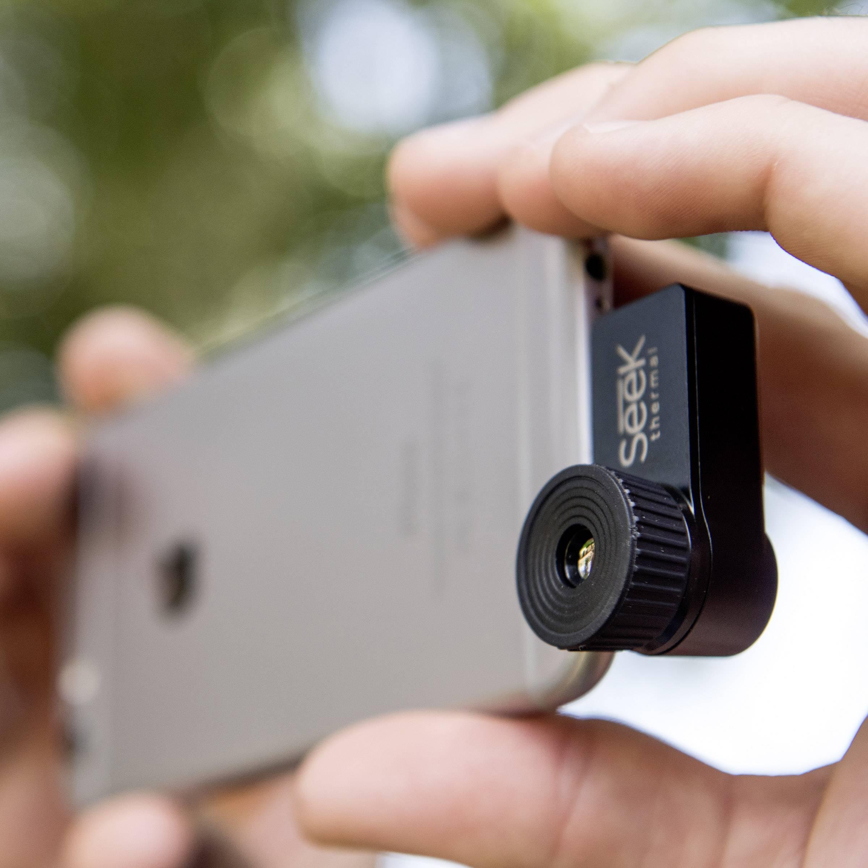 Termokamera Seek Thermal Compact XR SK1002IO pro iOS, 206 x 156 pix