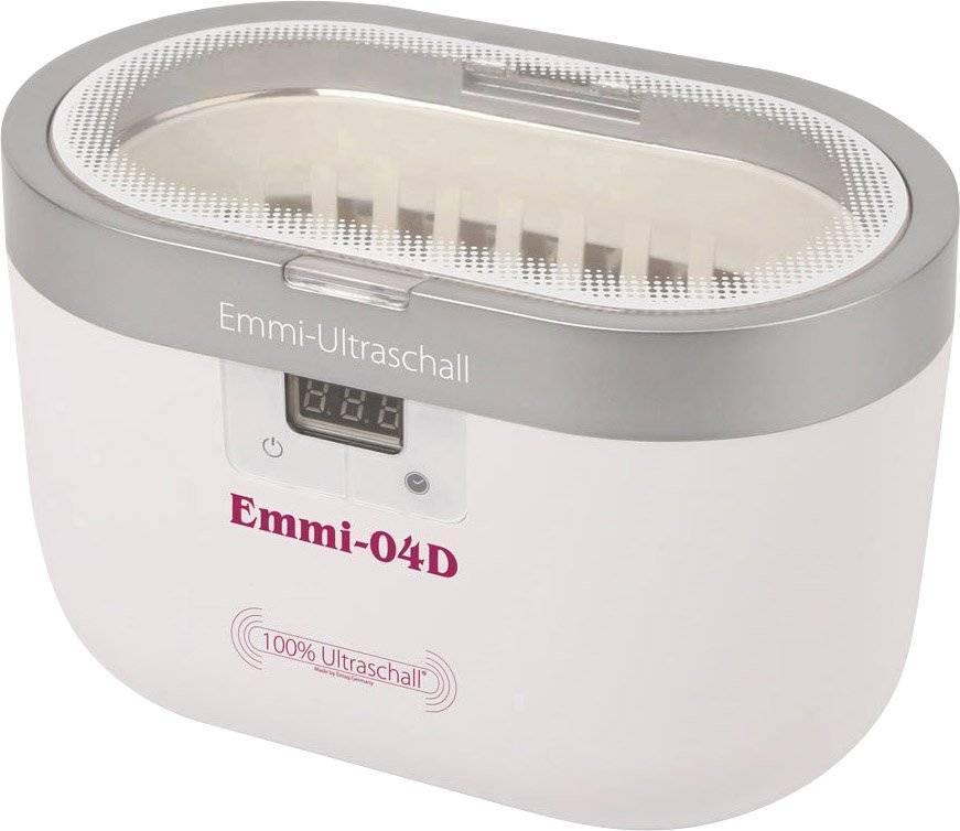 Ultrazvuková čistička EMAG Emmi-04D, 0,6 l, 50 W