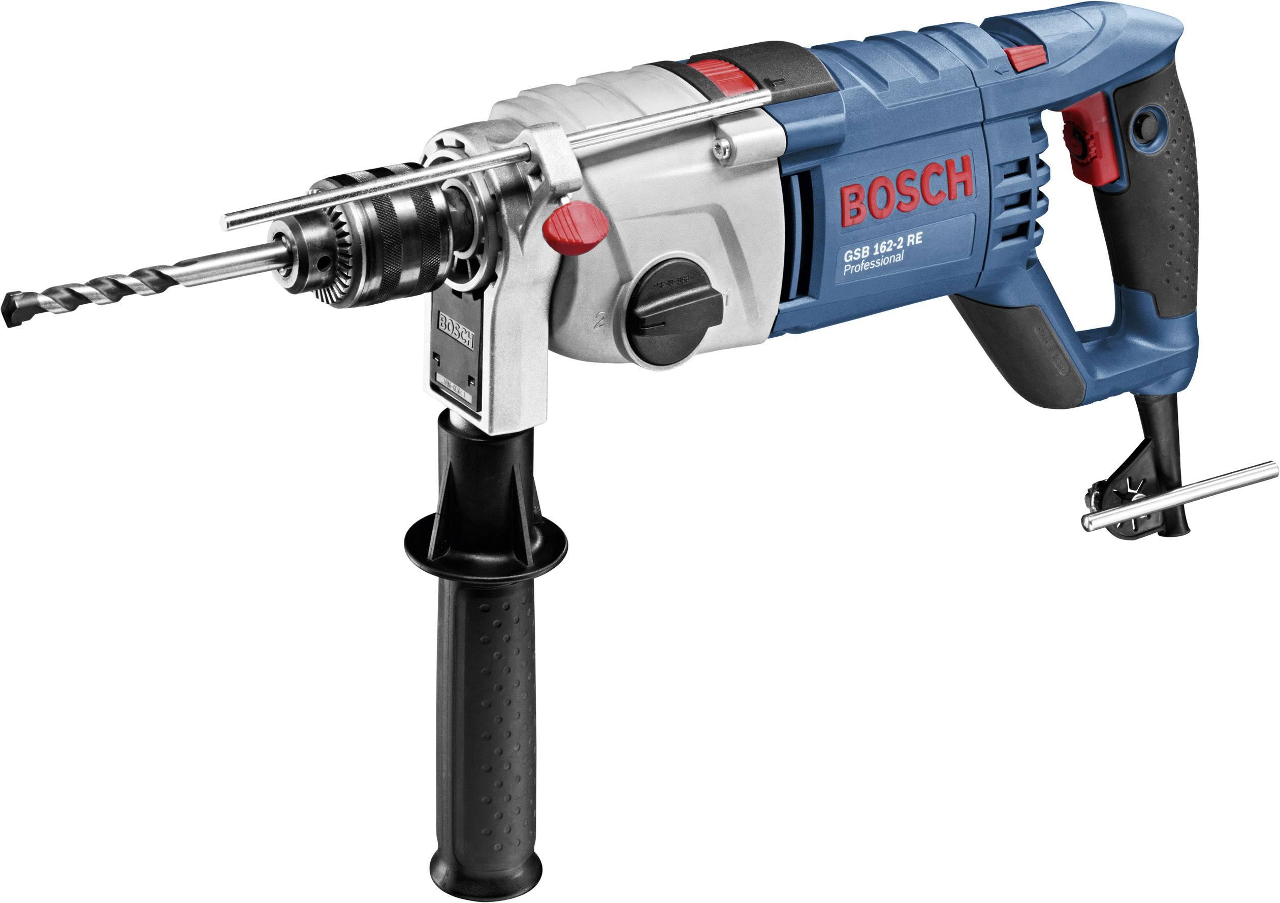 Bosch Professional GSB 162-2 RE 1cestný-příklepová vrtačka 1500 W kufřík