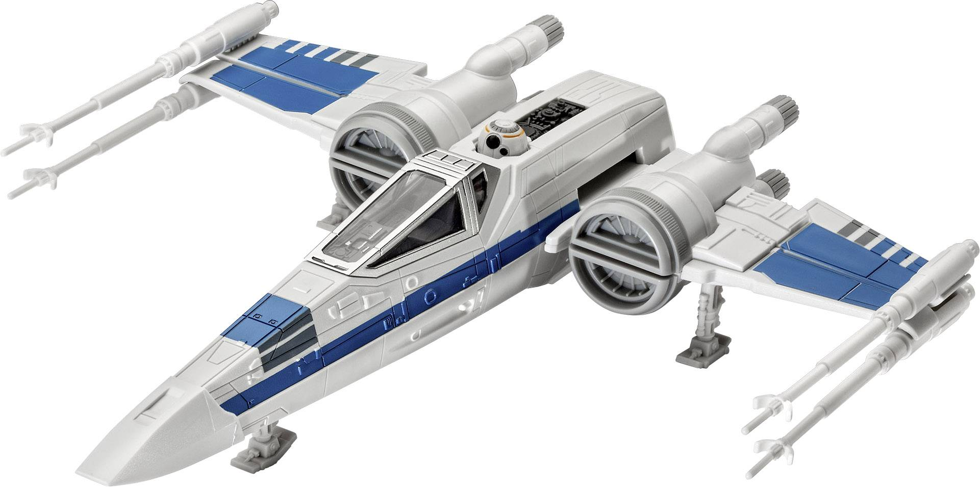 Sci-fi model, stavebnice Revell 06753 Star Wars Resistance X-Wing Fighter