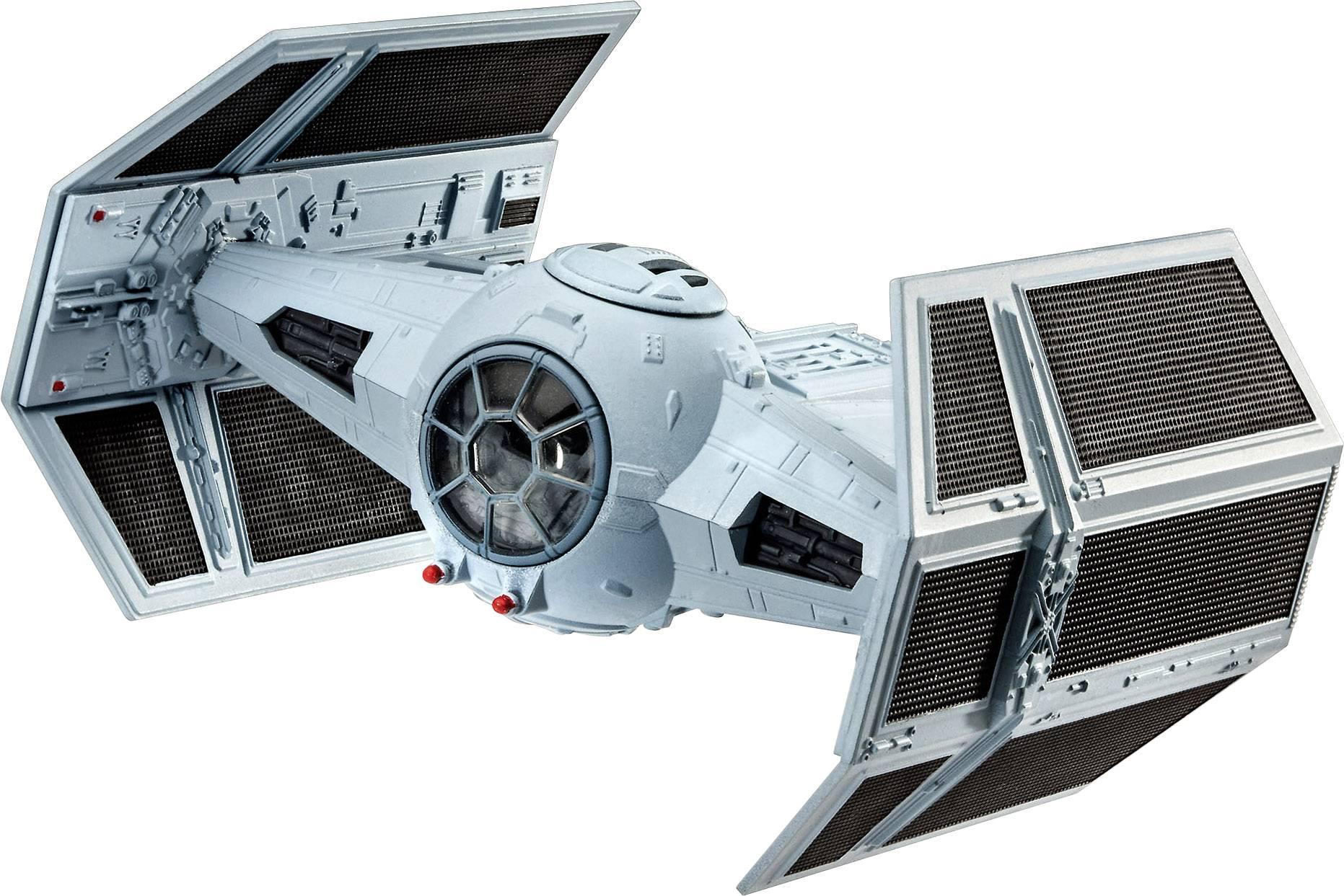 Star Wars Darth Vader´s Tie Fighter, sci-fi model, stavebnica Revell 03602