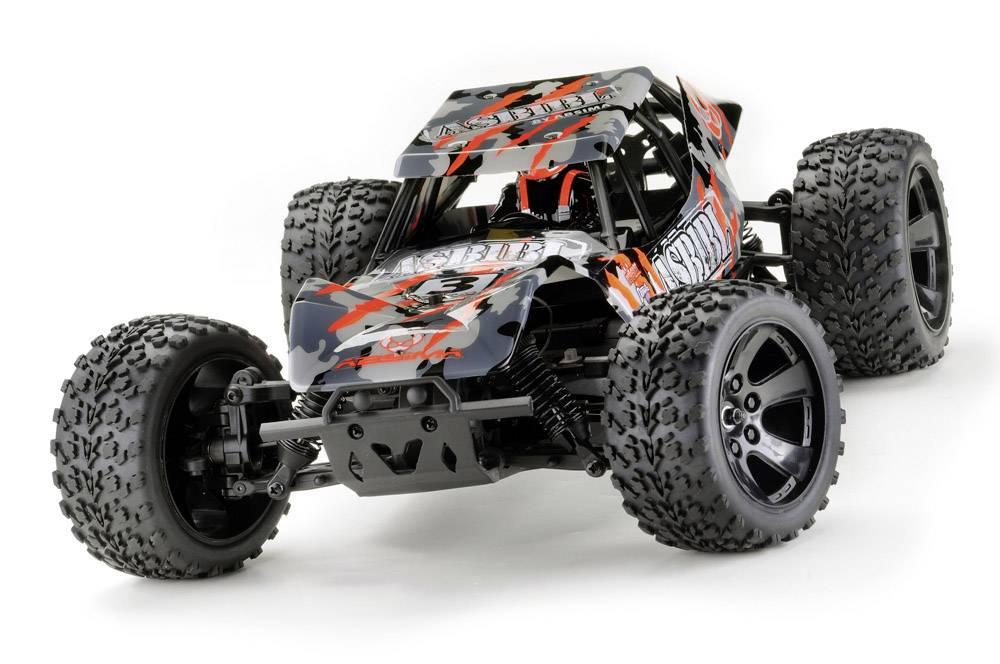 RC model auta buggy Absima ASB1BL, bezkefkový, 1:10, 4WD (4x4), RtR, 60 km/h