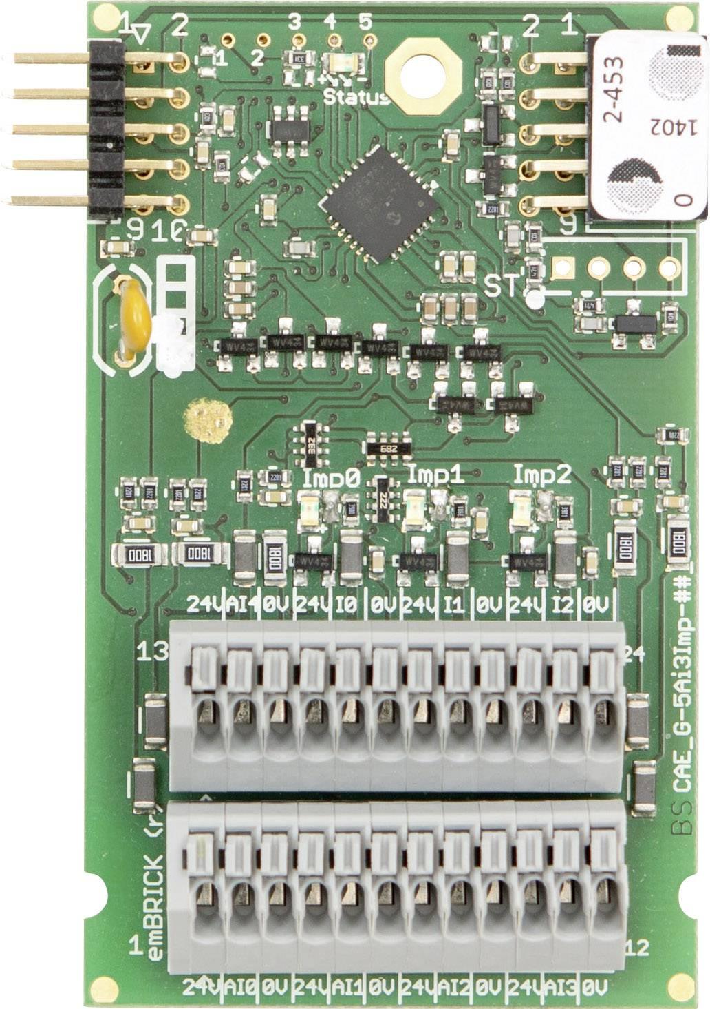 PLC modul emBRICK G-5Ai3Imp-01