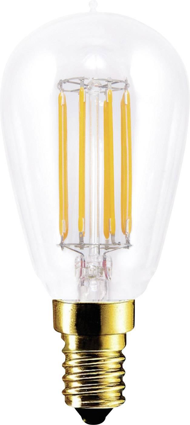 LED žiarovka Segula 50216 230 V, 4.7 W = 35 W, teplá biela, A+, vlákno, stmievateľná, 1 ks