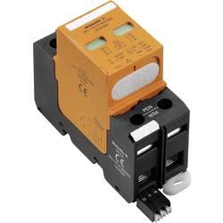 Svodič pro přepěťovou ochranu Weidmüller VPU I 1 R LCF 280 V/25 KA 1351570000, 25 kA, černá, oranžová