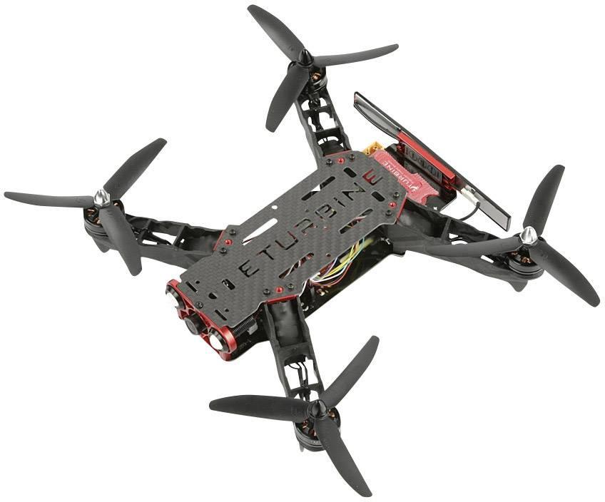 Závodní dron Robitronic FPV 250 ARF FPV Race, profi
