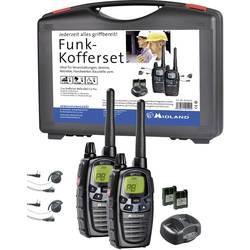 PMR a LPD radiostanice Midland G7 Pro AL205.S2, sada 2 ks