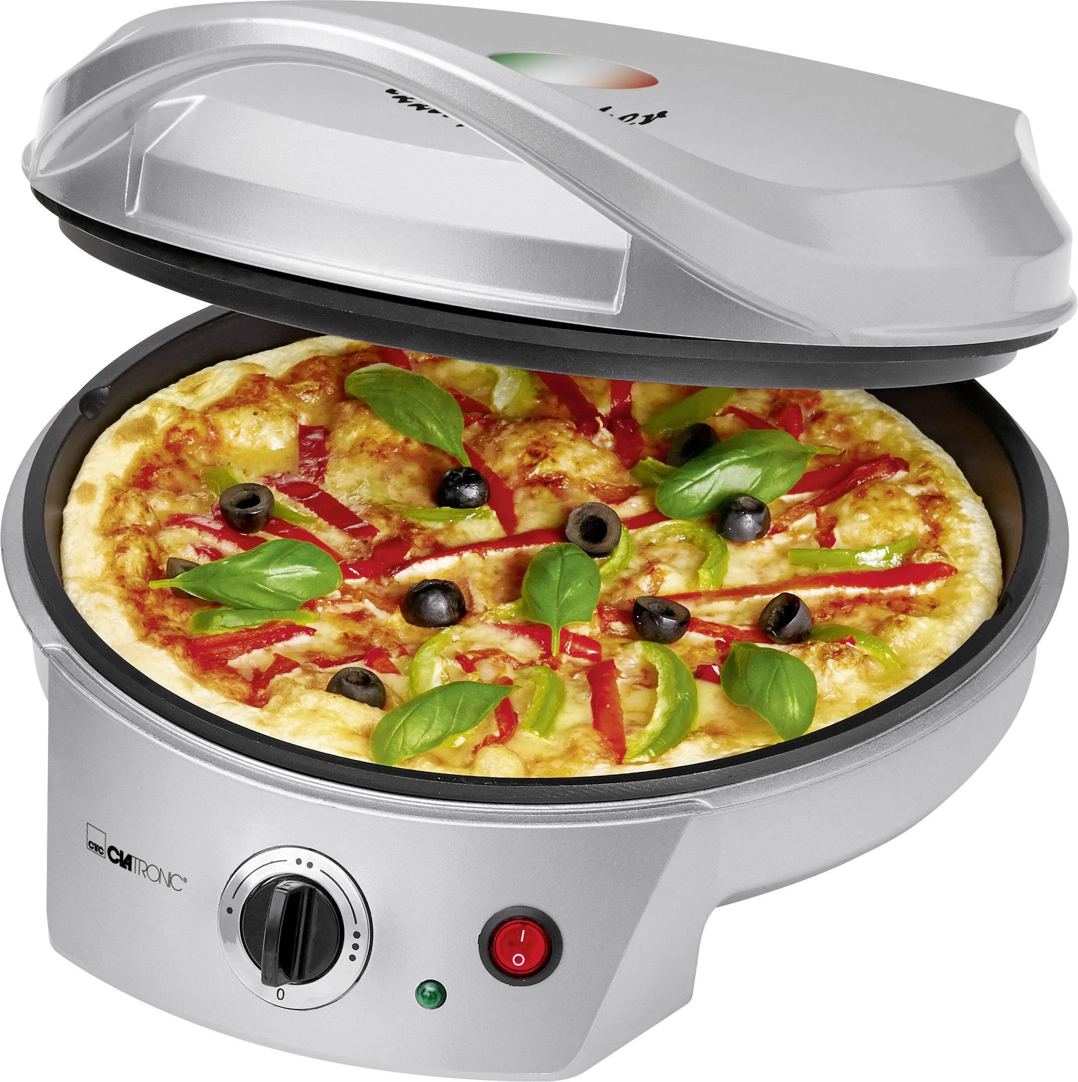 Zariadenie na prípravu pizze Clatronic PM 3622