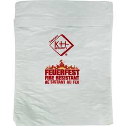 Protipožární taška na dokumenty kh-security 290148, (š x v x h) 275 x 370 x 40 mm, bílá