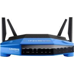 Wi-Fi router Linksys WRT1900ACS, 2.4 GHz, 5 GHz, 1.9 GBit/s