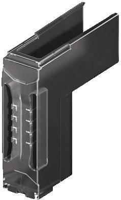 Ochranný kryt rozbočovač Rittal SV 9677.405 1 ks