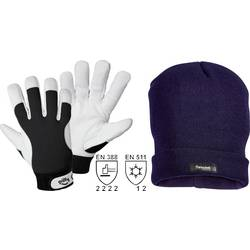 Pracovné rukavice L+D Griffy 1246, velikost rukavic: 8, M