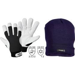 Pracovné rukavice L+D Griffy 1246, velikost rukavic: 9, L