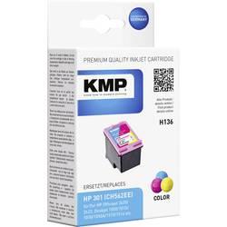 Kompatibilná náplň do tlačiarne KMP H136 1720,4830, zelenomodrá, purpurová, žltá