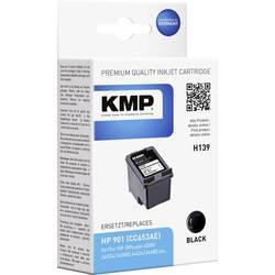 Kompatibilná náplň do tlačiarne KMP H139 1711,4831, čierna